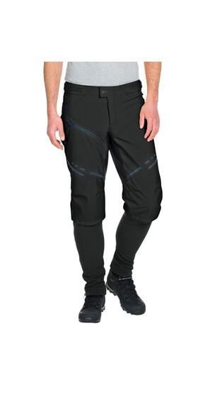 VAUDE Virt II Softshell Pants Men black
